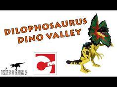 Dilophosaurus Dino Valley Chap Mei
