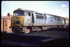 Class 52 D1056 Western Sultan at Swindon Works by olympusOM1, via Flickr