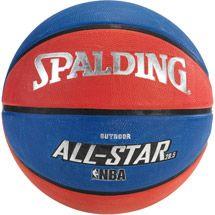 "Walmart: Spalding NBA All Star 28.5"" Basketball"