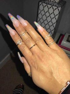 30 Beautiful Acrylic Nails 61