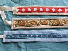 Heidi headbands from Bend the Rules Sewing