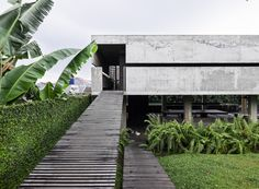 In the third series of A Session with Studio Dasar with Danny Wicaksono, we were given a rare tour inside the residence of Indonesia's famed architect, Andra Matin.