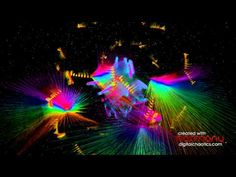Waltz of the Flowers (The Nutcracker) - Tchaikovsky, Visual Music created by VJ Chaotic