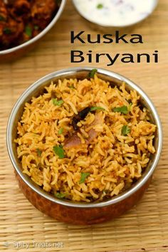 North Indian Recipes, South Indian Food, Indian Food Recipes, Ethnic Recipes, Easy Baking Recipes, Rice Recipes, Burmese Food, Burmese Recipes, Biryani Recipe