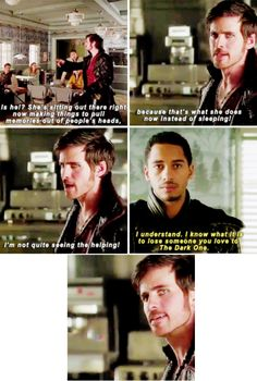 "Hook and Merlin - 5 * 7 ""Nimue"""