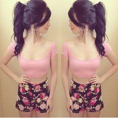 I like the shorts