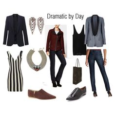 Dramatic Day outfits by thewildpapillon