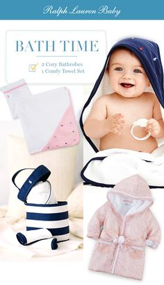 The newborn baby checklist: Everything you need to welcome them home. Soft, absorbent terry keeps them warm and dry.
