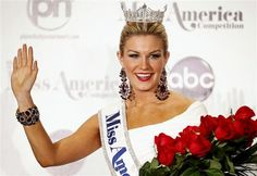 Miss America 2013 Mallory Hytes Hagan