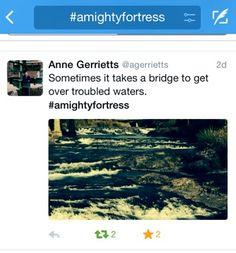 #amightyfortress