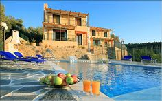Enjoy your vacation in Crete with a luxurious villa and get 15% discount on booking!   https://www.villastostay.com/villa.php?region=Crete