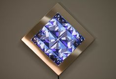 Prismatica, Beautiful Kaleidoscopic Light Artwork by Kit Webster...from Laughing Squid