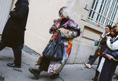 Yohji Yamamoto coat