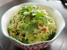 Guacamole with a Kick recipe from Ree Drummond via Food Network (Season 12 -- For Pete's Sake)