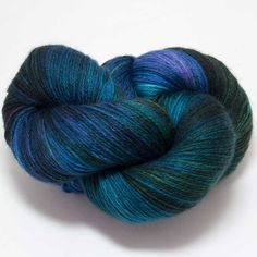 This fantastic hand-dyed yarn comes all the way from Ireland! With a super-soft…