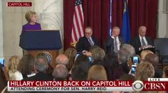 Hillary Clinton Returns To Remind Everyone What a President Is Supposed to Act Like