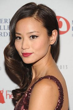 Celebrity Super Side Parts - Jamie Chung