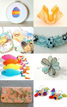 Spring Rainbow by Tommye on Etsy--Pinned with TreasuryPin.com