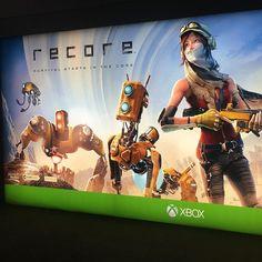 Promo de #recore de #xbox en #e32016 #xboxe3