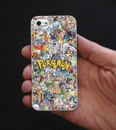 All Pokemon Character Collage fiestastar iPhone by fiestastar