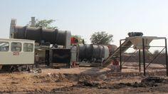 #Counterflow #Asphalt drum plant by Atlas Industries - DDM 60 (90-120 tph) #MadeinIndia