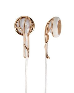 Stunning jewelry-inspired earbuds