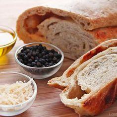 Convito Italiano style pepper cheese bread......YES!!!!!