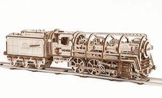 Ugears Locomotive - UGears