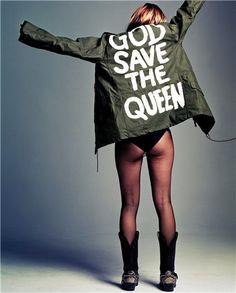 Kate Moss by Craig McDean