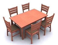 Tableware 3D Models - #2