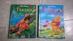 Libri Disneyana in ottimo stato. 4€ cad + sp. postali contattatemi (jollyserv@libero.it) #libri #disney #tarzan #winniethepooh