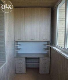 Лучшие идеи организации пространства на балконе: делаем классные шкафчики!
