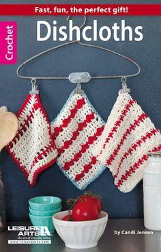 Dishcloths Crochet