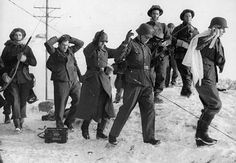 27 Dec 41: British Commandos raid the Norwegian port of Vaagsoy in Operation Archery, killing 200 Germans and destroying 16,000 tons of shipping, causing Hitler to reinforce the garrison and defenses, drawing vital troops away from other areas. More: http://scanningwwii.com/a?d=1227&s=411227 #WWII