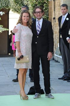 Prince Bernhard and Princess Annette of the Netherlands - 18/06/12