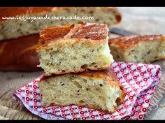khobz-dar.gif Ramadan Recipes, Arabic Food, Cornbread, Banana Bread, Biscuits, Food And Drink, Cooking Recipes, Pains, Ethnic Recipes