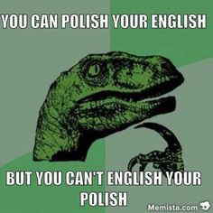 #Polish language problems - Imgur