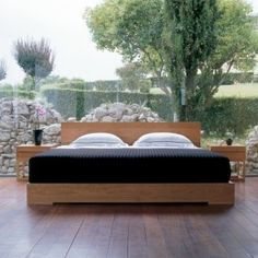 King-size bed #bed