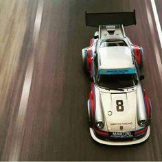 Porsche 911 RSR: