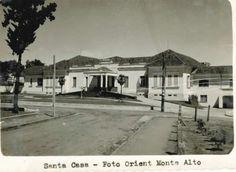 Santa Casa de Monte Alto / SP,  sob outra perspectiva
