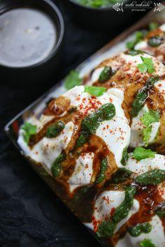 Fat Free Dahi Vada ( Microwave Recipe) :http://cravecookclick.com/fat-free-dahi-vada-microwave-recipe/