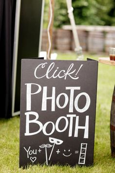 cute photo booth sign Doing a photobooth! Photos Booth, Diy Photo Booth, Wedding Photo Booth, Wedding Photos, Wedding Signs, Our Wedding, Dream Wedding, Wedding Chalkboards, Wedding Hire