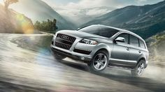 2014 Audi Q7, wish I could get my hands on it