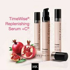 Help your skin to bounce back with TimeWise® Replenishing Serum +C® for a more radiant and lifted skin appearance