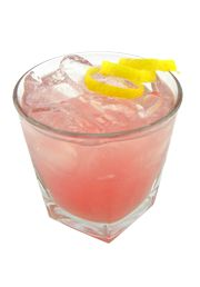 LOVE POTION #9 1¼ oz. Pearl Wedding Cake ½ oz. Gin 2 oz. Fresh Sour Mix ¼ oz. Monin Pomegranate