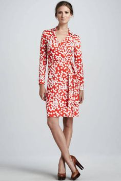 Neiman Marcus Dvf Wrap Dress The Wrap Dress