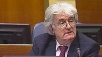 Radovan Karadzic, Former Bosnian Serb Leader, Guilty Of Genocide, War Crimes : The Two-Way : NPR