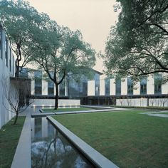 Pins De La Brume Hotel / GOA Architects / Lingyin Road, Xihu, Hangzhou, Zhejiang, China