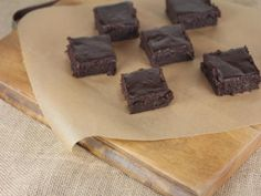 Everyday Flourless Chocolate Brownies