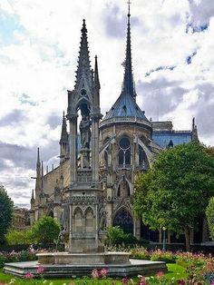 Square Jean-XXIII - Paris